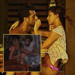 Belen Rodriguez e Fabrizio Corona ancora insieme? I due fanno coppia a Barcellona