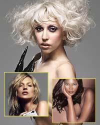 Lady Gaga fa infuriare Kate Moss e Naomi Campbell per una cover su ID Magazine