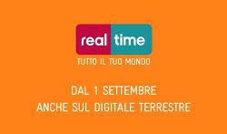 Discovery Real Time dal 1 settembre gratis sul digitale terrestre