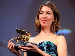 """Sofia Coppola: Leone d'Oro alla Mostra del Cinema di Venezia con """"Somewhere"""""""