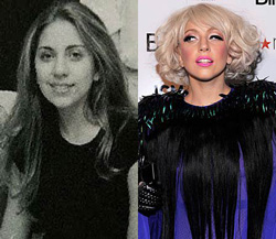 Lady Gaga e Stefani Germanotta, il look fa la star?