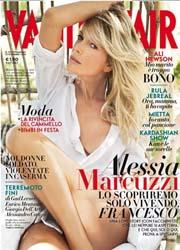 Alessia Marcuzzi parla di Francesco Facchinetti: