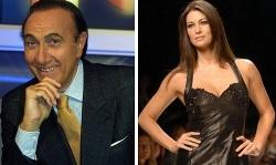 Pippo Baudo rifiuta Sanremo, Manuela Arcuri invece è pronta