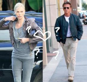 Sean Penn e Charlize Theron: appuntamento romantico?