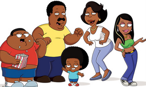 """The Cleveland Show"": lo spinoff dei Griffin su Fox"