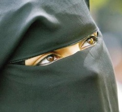 Gianfranco Fini: sì a legge anti-burqa in Italia