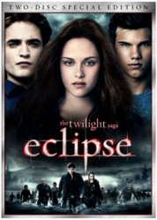 """Twilight: Eclipse"" in DVD e Blu Ray: le prime date ufficiali"