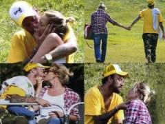Alessia Marcuzzi e Francesco Facchinetti: ecco il loro primo video insieme