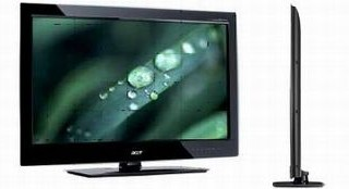 Acer AT58 TV LED Series, televisori disegnati da Pininfarina