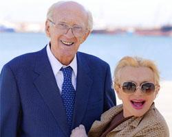 Sandra e Raimondo: presto una piazza dedicata ai coniugi Vianello