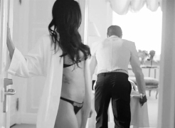Cristiano Ronaldo e Megan Fox in uno spot per Armani: ecco i video