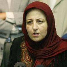 "Shirin Ebadi: ""Sakineh Mohammadi-Ashtiani non è la sola, bisogna salvarle tutte"""
