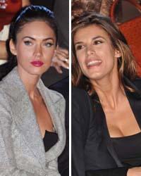 Sfilata di Armani: Megan Fox è stata più professionale di Elisabetta Canalis?