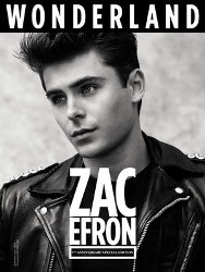 "Zac Efron: look da duro su Wonderland Magazine, ladro in ""Art of the Steal"""
