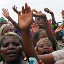Stupri di massa: migliaia di donne congolesi contro il terrorismo sessuale