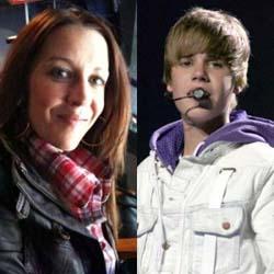 La mamma di Justin Bieber si sente esclusa dalla sua vita
