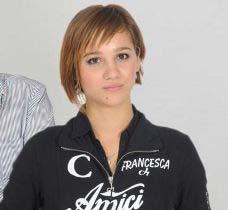 Amici: Francesca Nicolì si finge malata e rischia l'espulsione