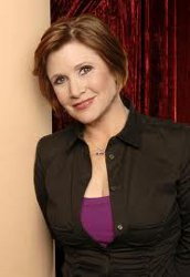 "Confessione shock di Carrie Fisher: si drogava sul set di ""Star Wars"""