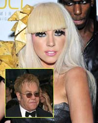 Elton John adora Lady Gaga: