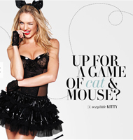Victoria's Secret propone la lingerie per Halloween