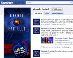 Grande Fratello 11: il reality contagia anche Facebook
