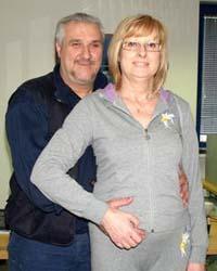 Donna di Lucca diventa mamma a 54 anni in modo naturale