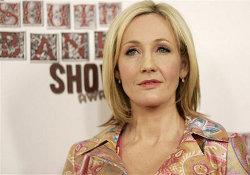 J. K. Rowling di Harry Potter è la donna più influente del Regno Unito