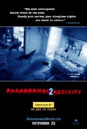 Paranormal Activity 2? È più spaventoso del primo