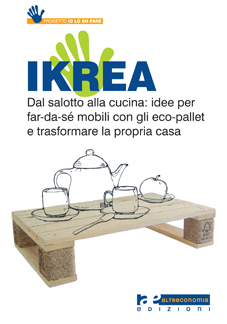 IKREA: idee brico-ecologiche in eco-pallet