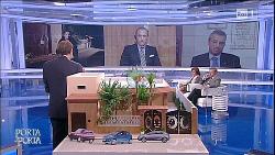 Sarah Scazzi: Bruno Vespa e il plastico di casa Misseri a