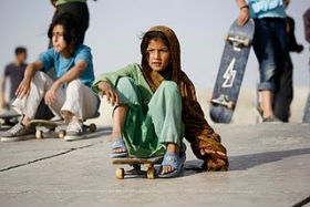 Kabul: uno skateboard per la libertà