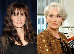 "Meryl Streep e Julia Roberts, madre e figlia in ""August: Osage County"""