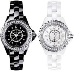 Chanel J12, orologio più piccolo per i 10 anni