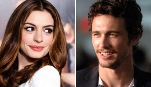 Anne Hathaway e James Franco condurranno i prossimi Oscar