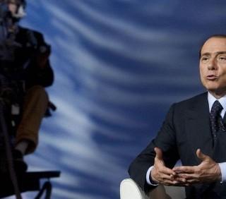 Silvio Berlusconi ospite di Matrix