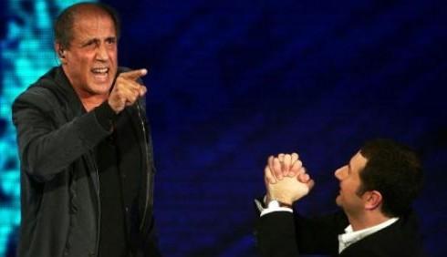 Adriano Celentano ospite a Vieni via con me?