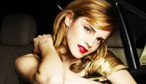 Emma Watson e Alba Ferretti per l'abbigliamento