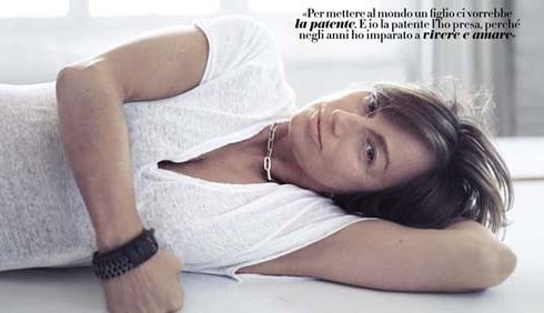 Gianna Nannini e la patente per essere mamma: è polemica