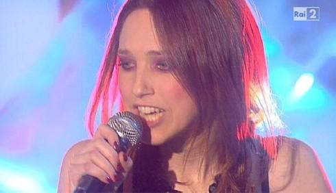 X-Factor 4, Nathalie Giannitrapani: