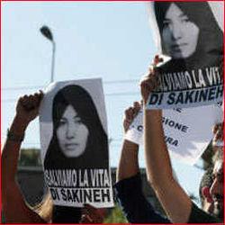 Sakineh Mohammadi-Ashtiani verrà impiccata domani