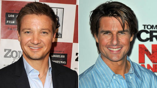 "Jeremy Renner sostituisce Tom Cruise in ""Mission: Impossible""?"