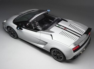 Lamborghini LP 570-4 Spyder Performante