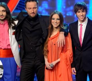 X-Factor: le pagelle de La Stampa