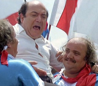 """Lino Banfi: """"Non posso fare concorrenza a Roberto Saviano"""""""