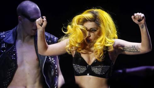 MTV EMA 2010: trionfo per Lady Gaga, Justin Bieber e Marco Mengoni