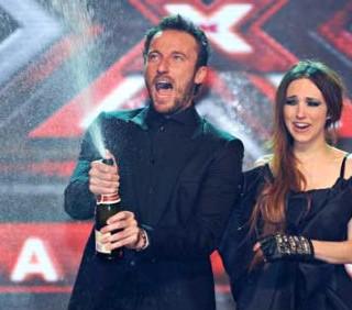 X-Factor 4: Nathalie Giannitrapani prima anche su iTunes