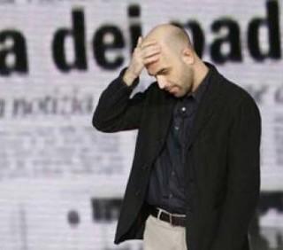 """Roberto Saviano: """"Dopo Vieni via con me mi ricostruisco una vita"""""""