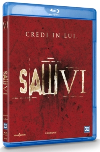 Saw VI in DVD e Blu-Ray da oggi