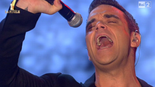 X-Factor-4: i Take That con Robbie Williams