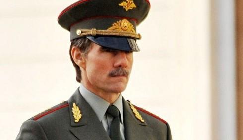 Nuove immagini di Tom Cruise sul set di